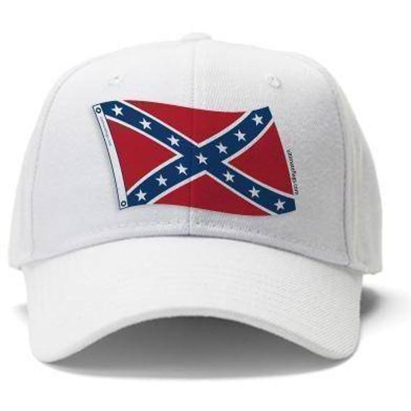 Rebel Flag, Confederate Battle Cap