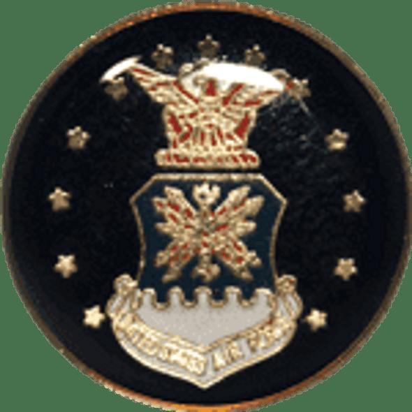 Air Force Emblem Lapel Pin