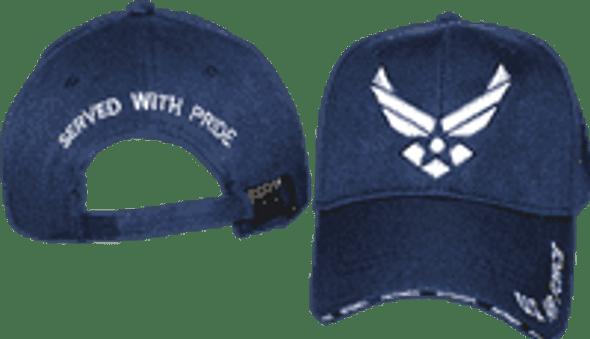 Air Force Retired Cap