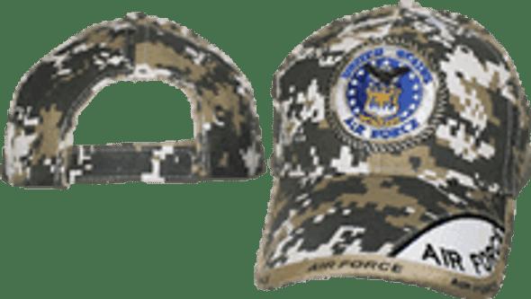 Air Force Seal ACU Cap