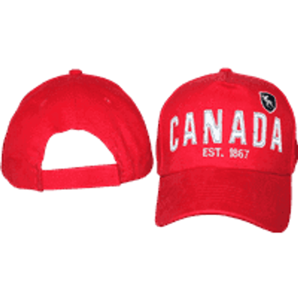 Canada Established 1867 Cap/Hat