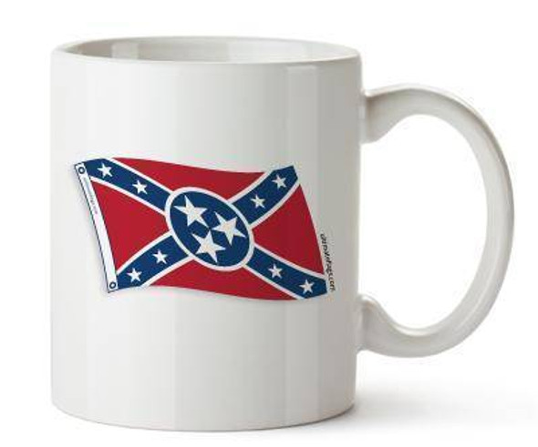 Confederate Tennessee Division Mugs