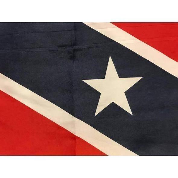 Rebel Flag - Confederate Flag - Printed Nylon Made in USA
