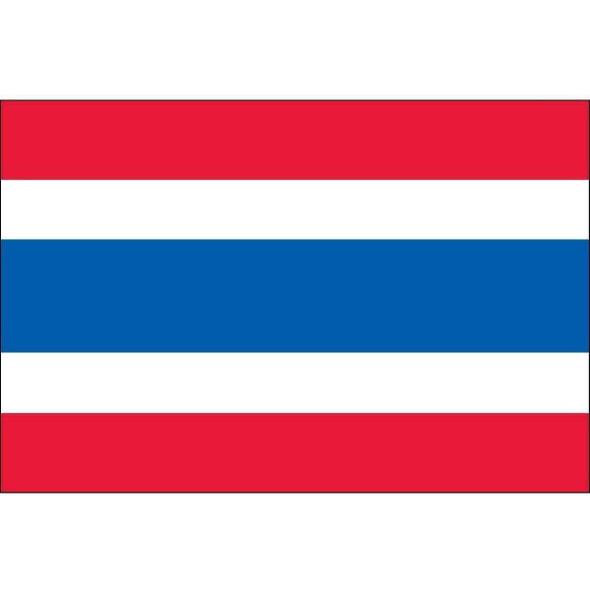 Thailand 6 ft x 10 ft Dyed Nylon (USA Made)
