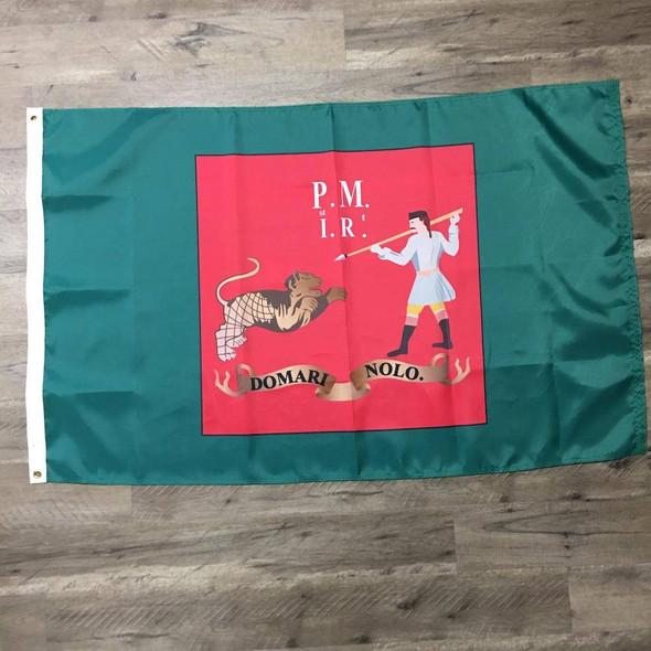1st Pennsylvania Rifles Flag Nylon Custom - Made in USA