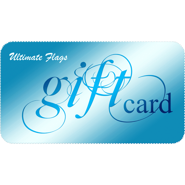 Ultimate Flags Gift Card