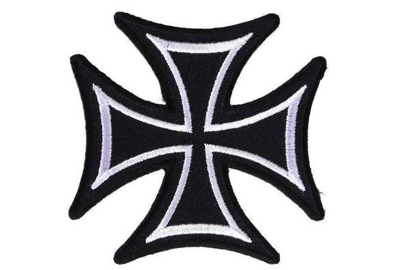 Biker Cross Patch| Iron Cross Patch
