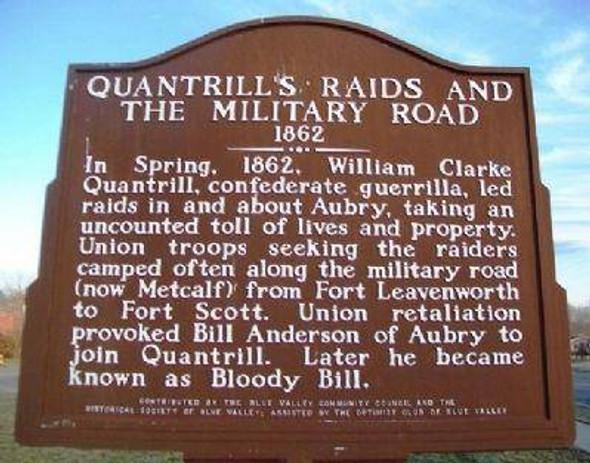 Quantrill Q Flag - Custom - Applique Q - Custom MTO - Made in America