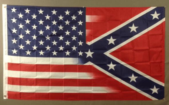 Rebel USA Bumper Sticker