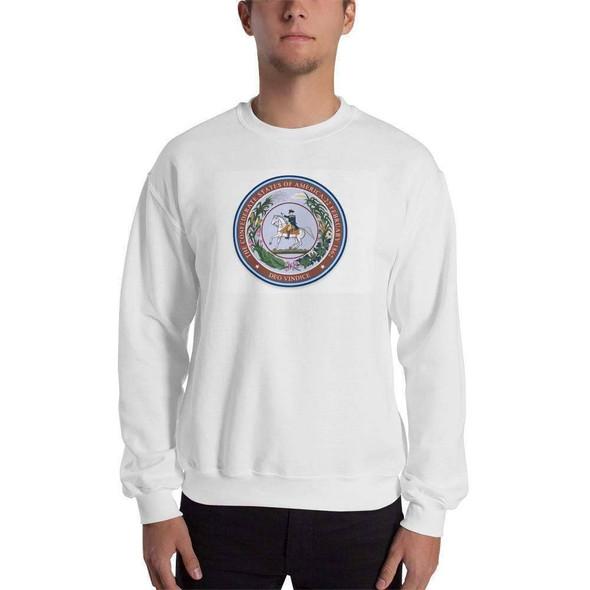 Deo Vindice Seal Unisex Sweatshirt