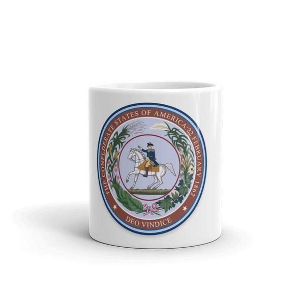 Deo Vindice Seal Mug