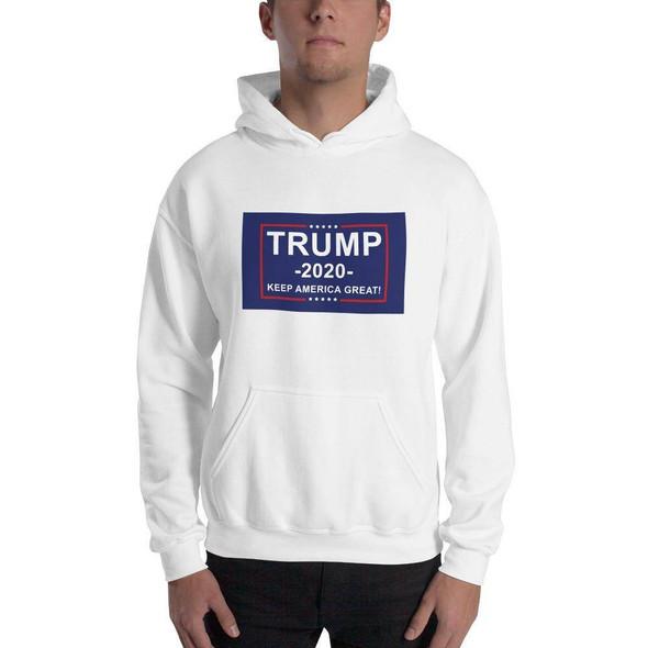 Trump 2020 Keep America Great Unisex Hoodie