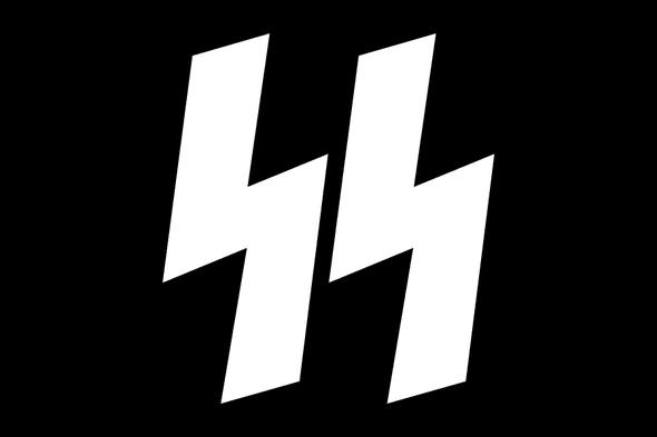 SS Flag 3x5 Cotton Third Reich