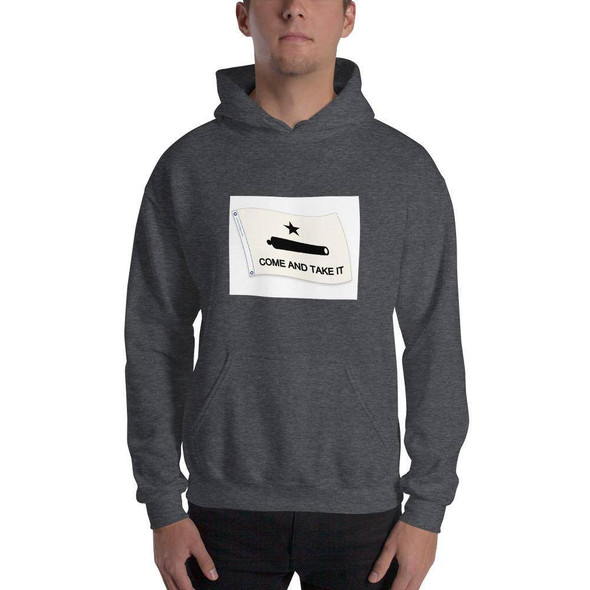 Come and Take it Cannon Texas Unisex Hoodie