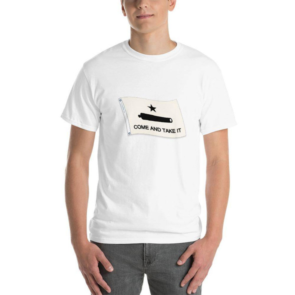 Come and Take it Short Sleeve T-Shirt Gonzolas