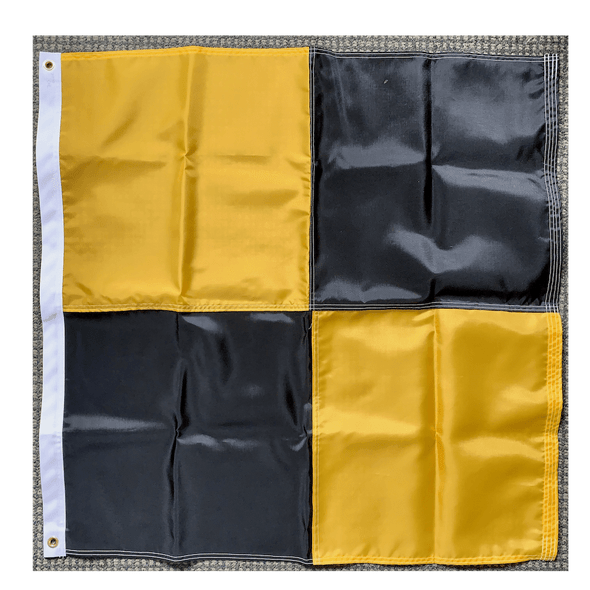 Lima Quarantine Flag from $29.95 Checkered Flag Made in USA