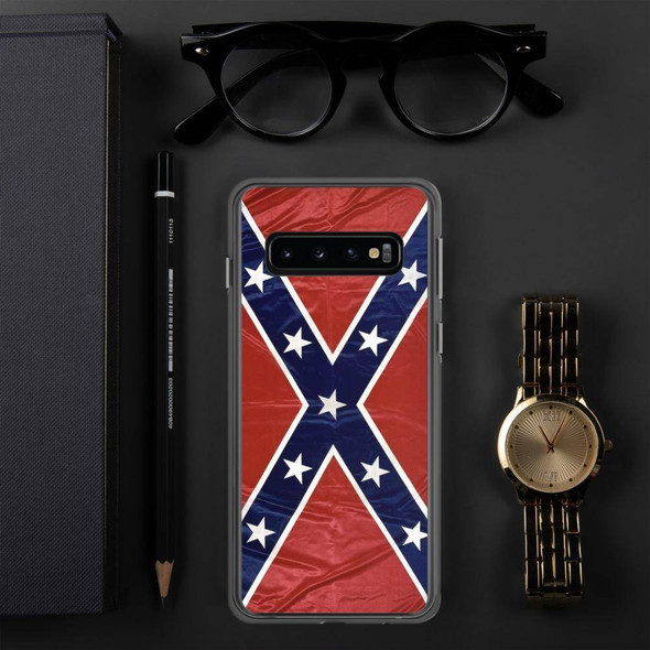 Rebel Confederate Flag Samsung Case