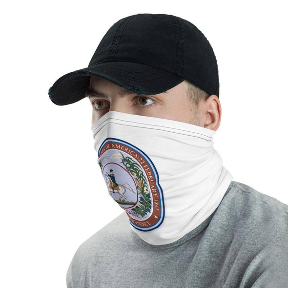 Deo Vendice Neck Gaiter Face Mask