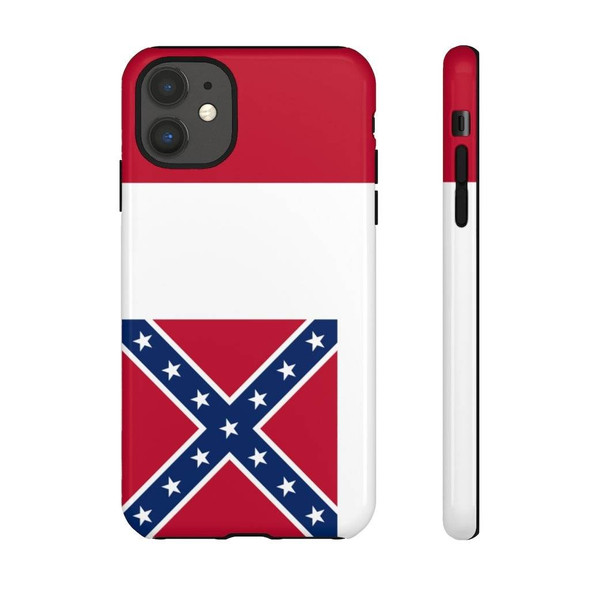 3rd National Confederate Flag Tough Cases