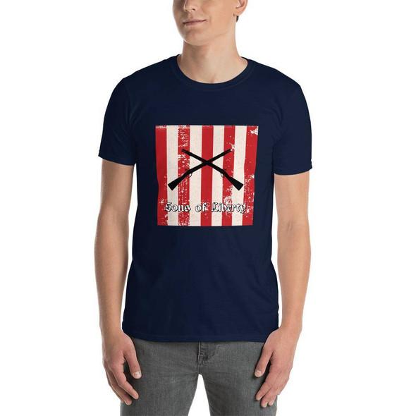 Sons of Liberty Short-Sleeve Unisex T-Shirt Economical