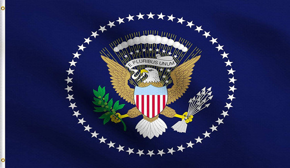 Presidential Seal Flag - Made in USA
