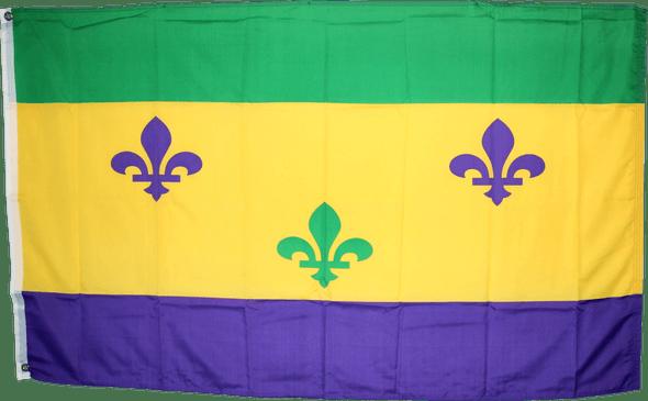 French Quarter Flag 3x5 ft. Standard