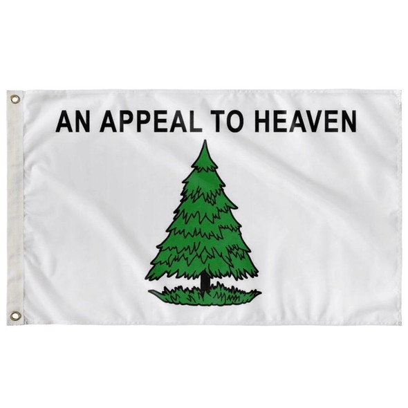 An Appeal To Heaven Flag Pine Tree Made in USA