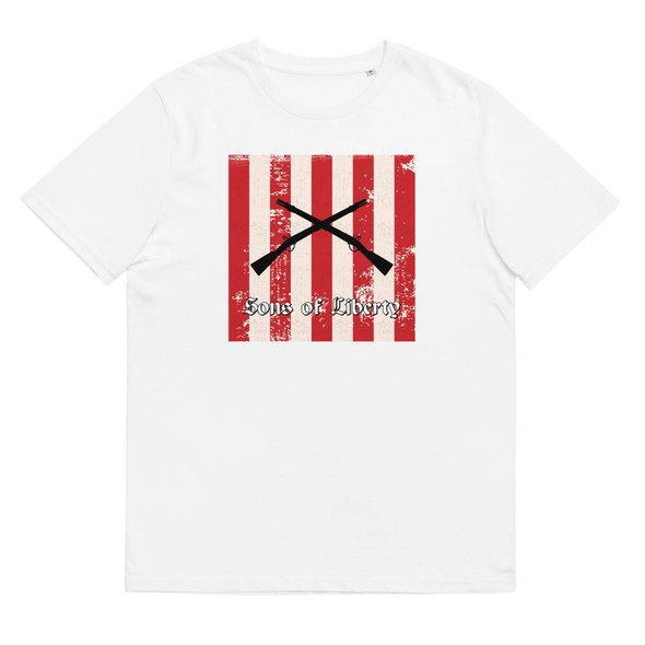Sons of Liberty Unisex organic cotton t-shirt