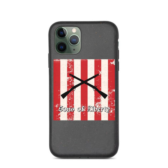 Sons of Liberty iPhone case