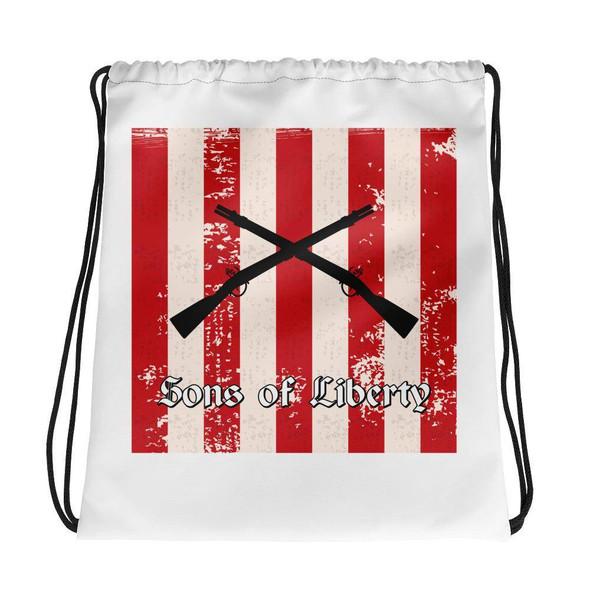 Sons of Liberty Drawstring bag