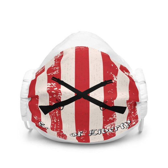 Sons of Liberty Premium face mask Made in USA