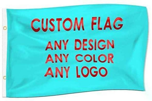 Custom Print Flag - Made in USA