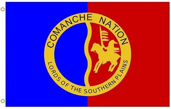 Comanche Nation Flag - Standard