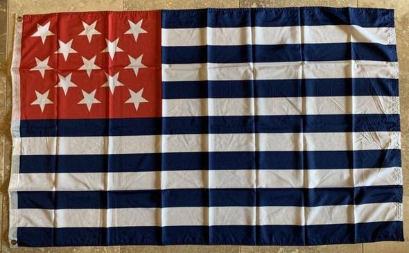 Fort Mercer 1777 Flag 3x5 ft