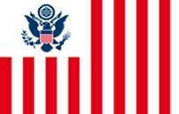 Customs & Border Patrol Flag - Made in USA
