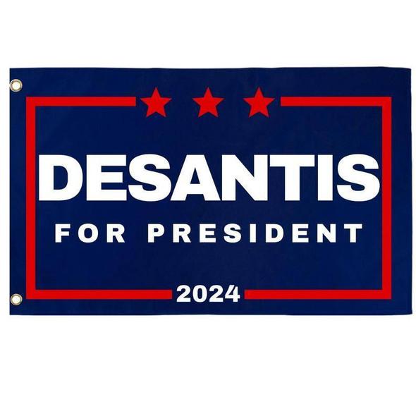 DeSantis For President 2024 Flag - Made in USA