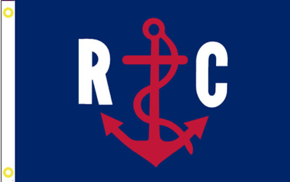 US Yacht Club Race Committee Flag