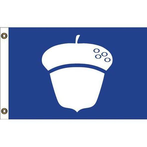 US Yacht Club Treasurer Flag