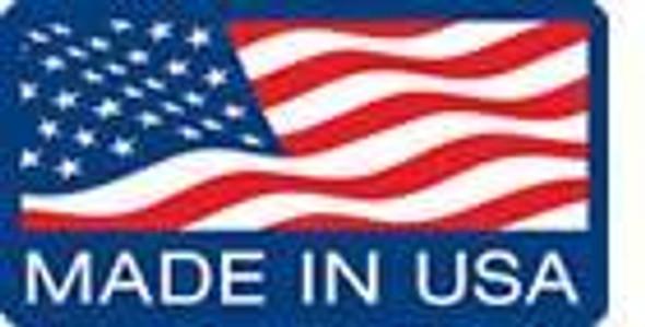 34 Star Linear American Flag - Made in USA Stars & Stripes Kansas