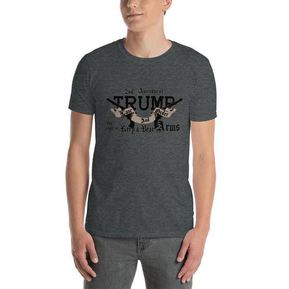 Trump 2nd amendment Short-Sleeve Unisex T-Shirt