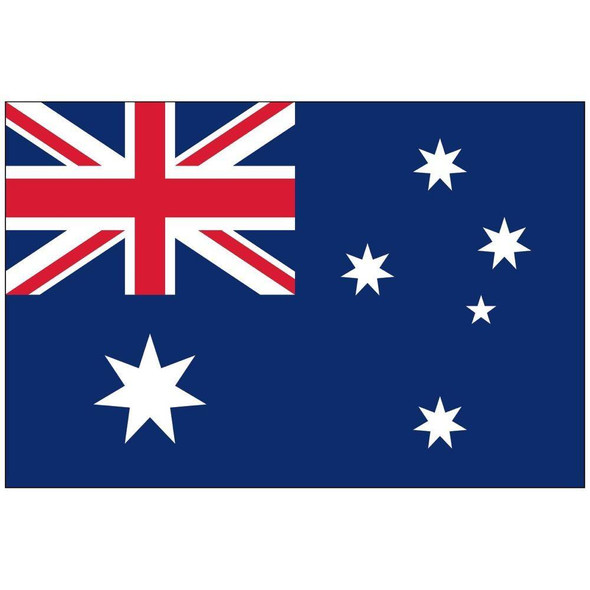 Australia Flag Nylon Outdoor - Made in USA