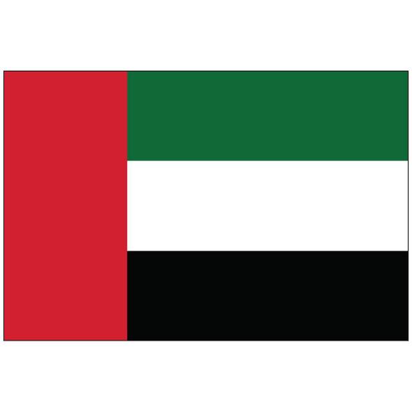 United Arab Emirates (UAE) Nylon Outdoor - Made in USA