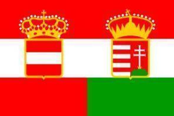 Austria Hungary Flag 1869 - 1918 3x5 ft. - Rough Tex