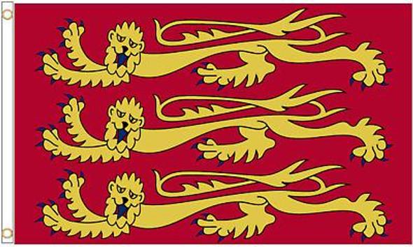 Royal Arms of England Flag - Made in USA