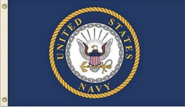 Navy Seal 3 X 5 ft. Standard