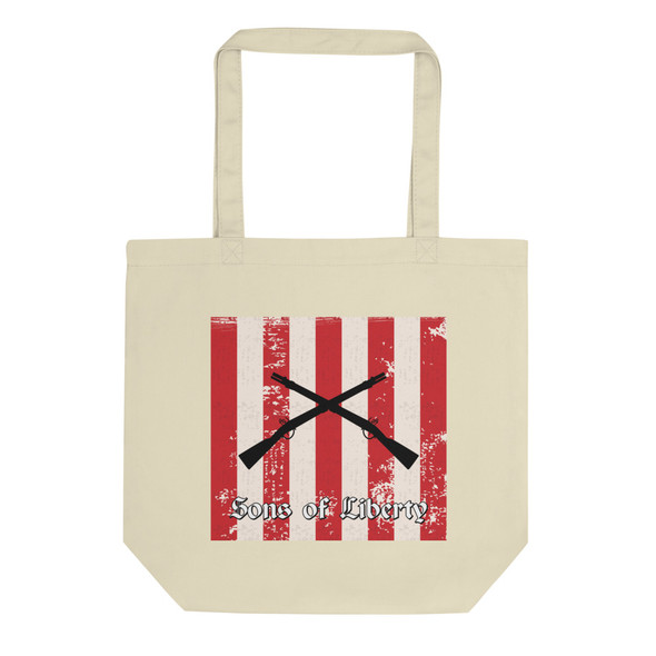 Sons of Liberty Muskets Eco Tote Bag