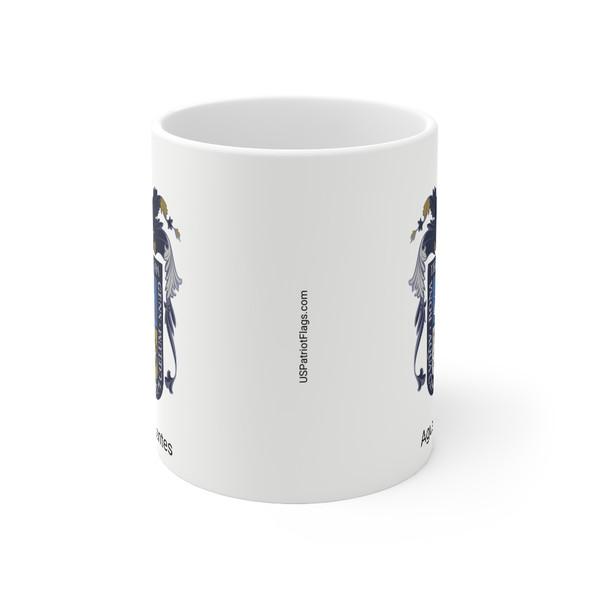 Aguascalientes Mug 11oz