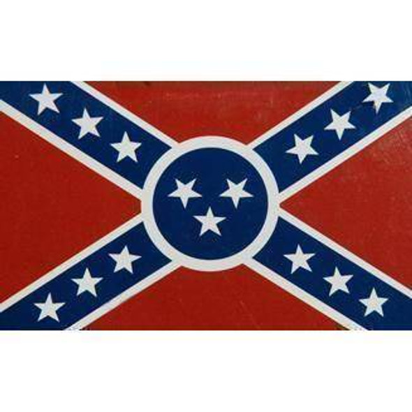 Confederate Tennessee Division Flag - Tennessee Rebel Flag Made in USA