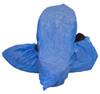 "Blue Cast Polyethylene ""CPE"" Shoe Cover, 300/CS, 2X"