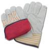Premium Grade Leather, Rubberized Safety Cuff, Jersey Lining, 1DZ Pai
